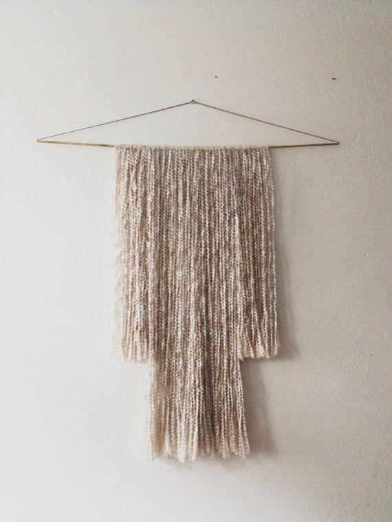 DIY | Wool Hanging Decor – Just That DIY
